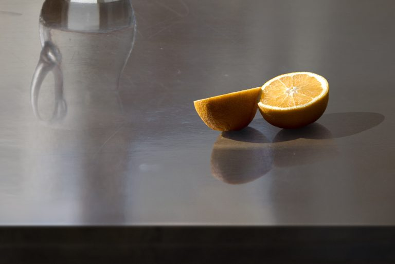 На кухненската маса §14, 2020, 30 x 45 см