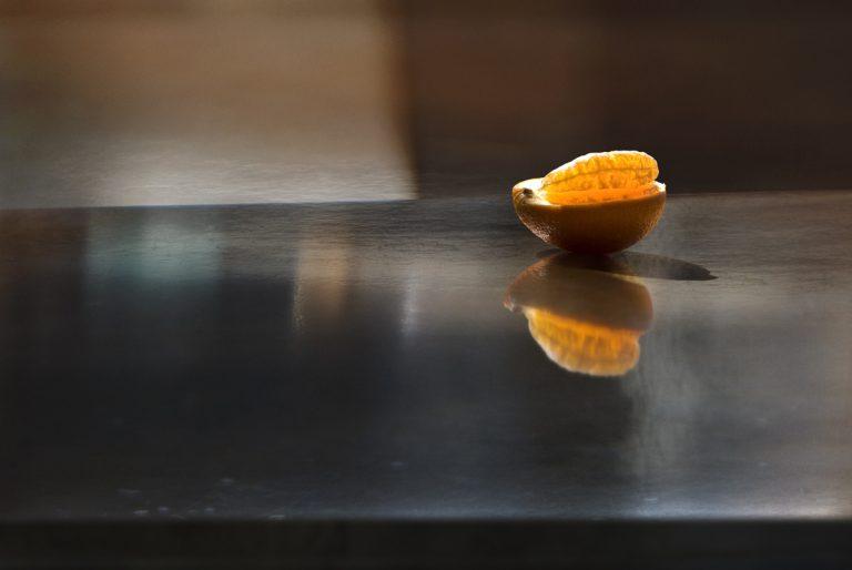 На кухненската маса §8, 2020, 50 x 75 см