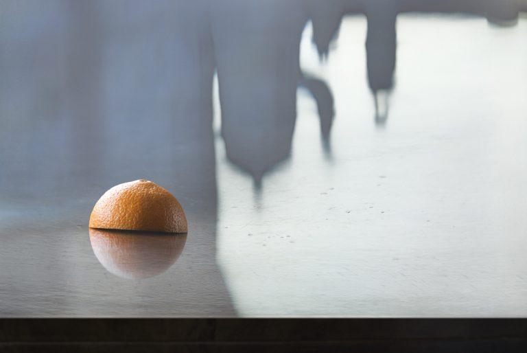 На кухненската маса §5, 2020, 50 x 75 см
