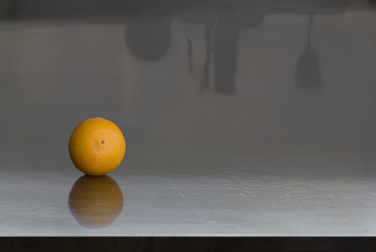 На кухненската маса §4, 2020, 50 x 75 см
