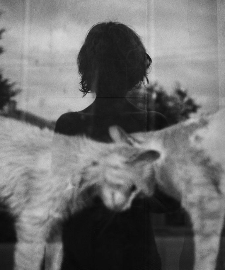 """Reflection"", 2014, 41×50, лимитирана серия 2/10"