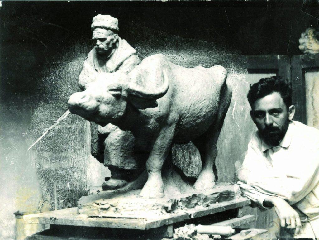 Иван Лазаров и анимализмът в българското изкуство през първата половина на ХХ век