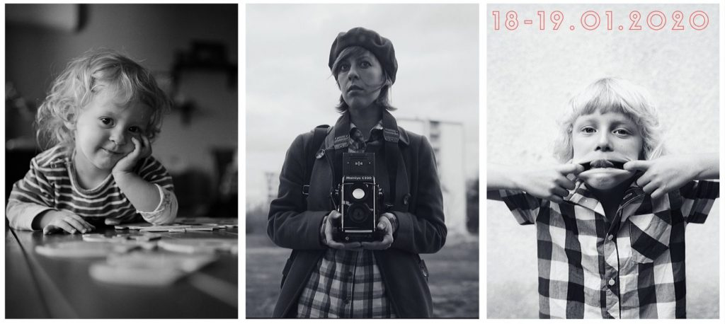 Фотографска работилница за деца с Михаела Иванова