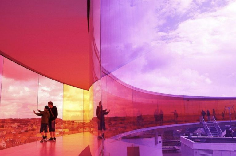 Съвременно изкуство, дизайн и архитектура!