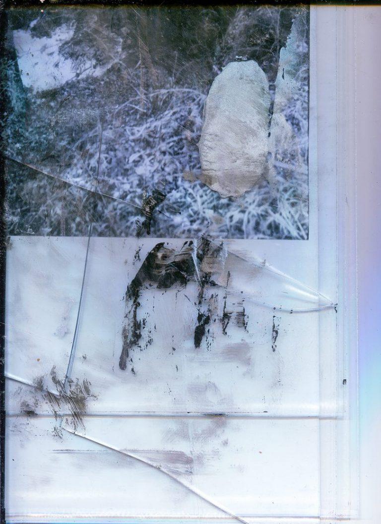 Total Screen III, 2021, Photography, pigment print on Hahnemühle fine art paper, 78 х 57 cm.