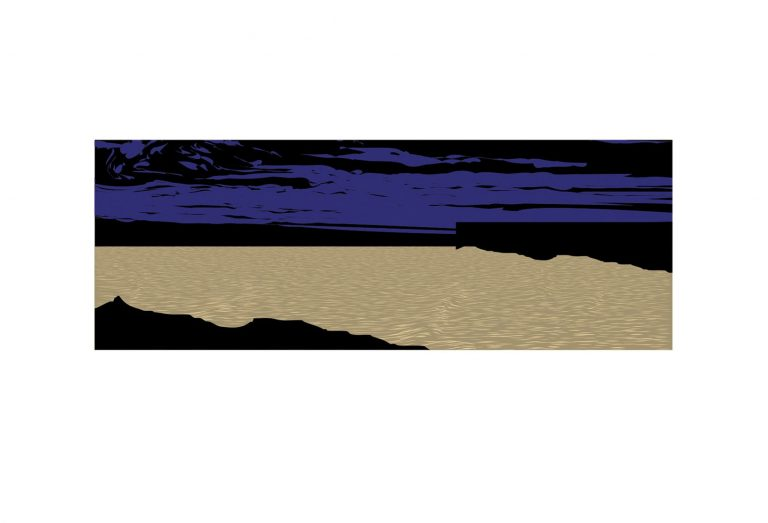 Untitled, 2020, Archival Pigment print on Fine Art Paper, 33 x 48,3 cm.